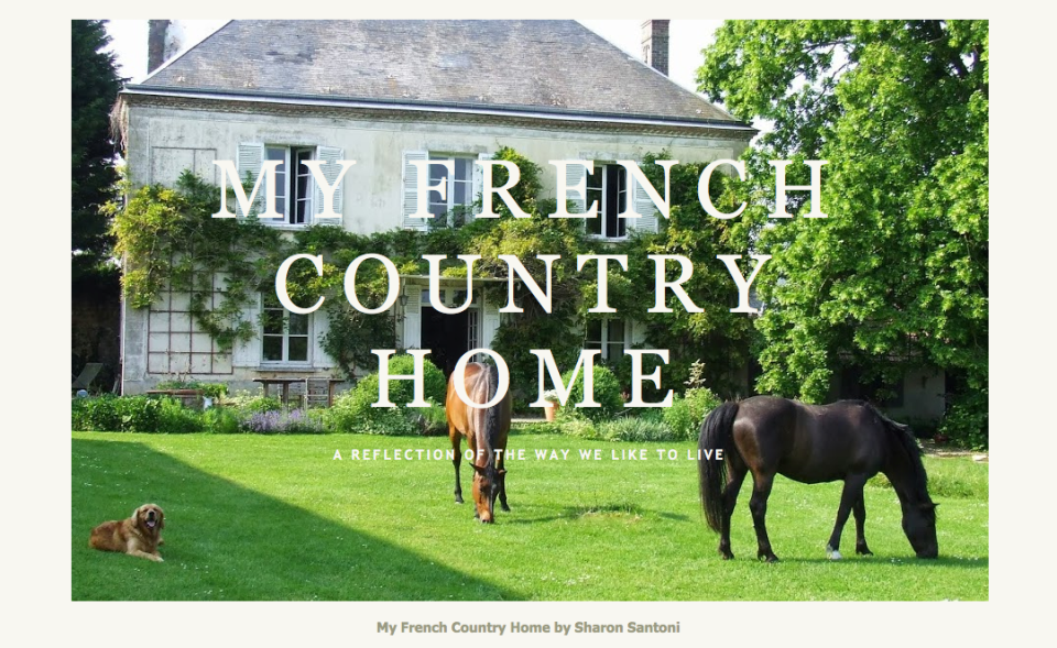 My French Country Home
